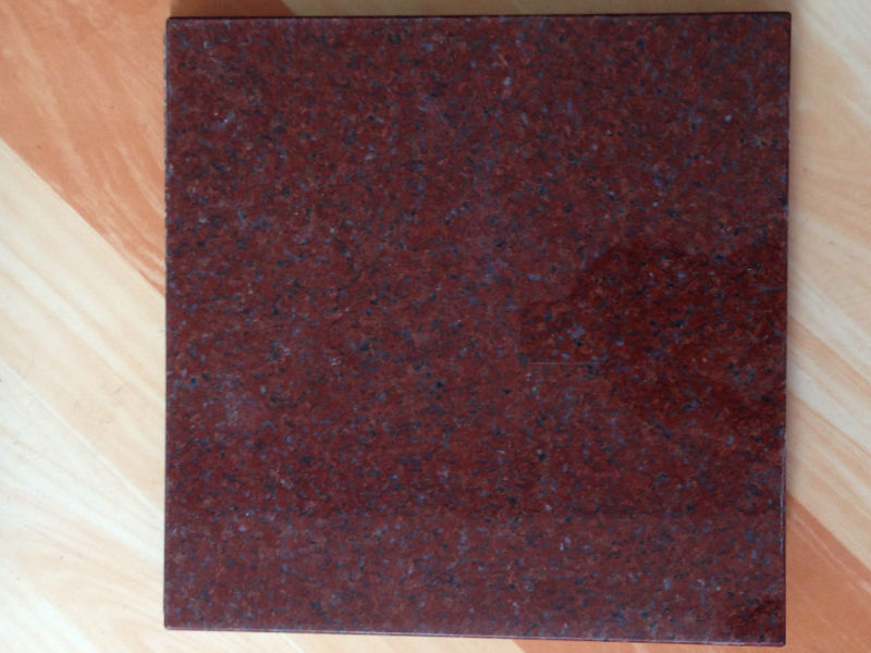 Modern Multi Color Red Granite with High Quality