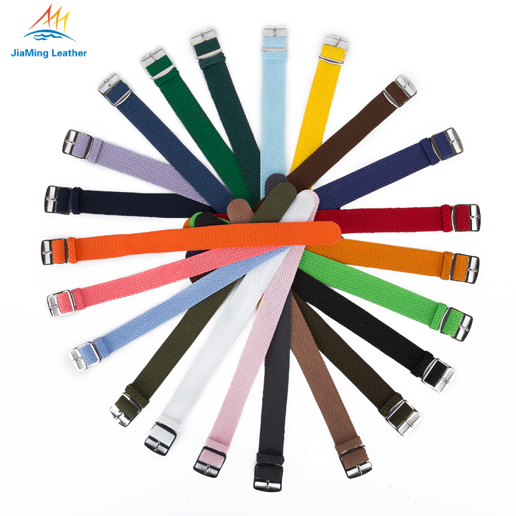 Bulk Perlon Nylon Nato Watch Strap