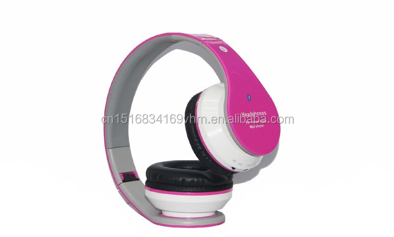 High Quantity Wrireless Bluetooth Sport Headphone earphone for Cell Phone Handset