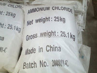 ammonium chloride 99.5% n25% good price