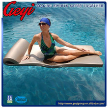 Ultra swimming pool floats with Polyurethane Coated Dipping