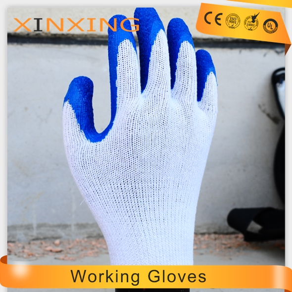 Factory sale working gloves buyers ,Latex and Nitrile coated gloves