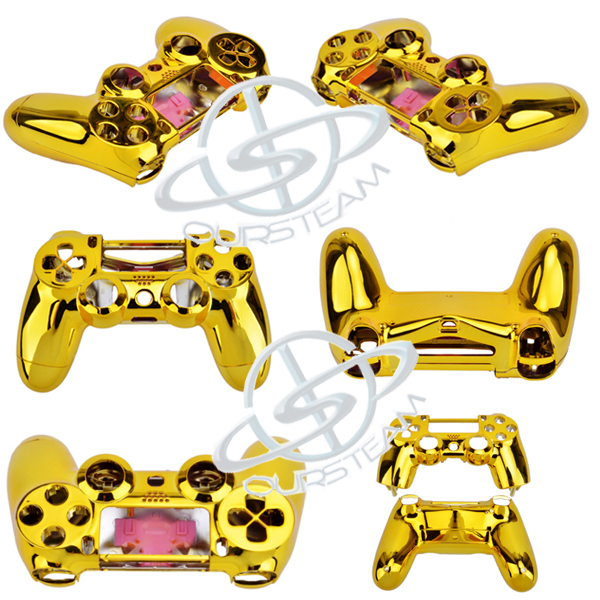 Custom Solid Matt Faceplate For PS4 For Playstation 4 Controller Front Shell
