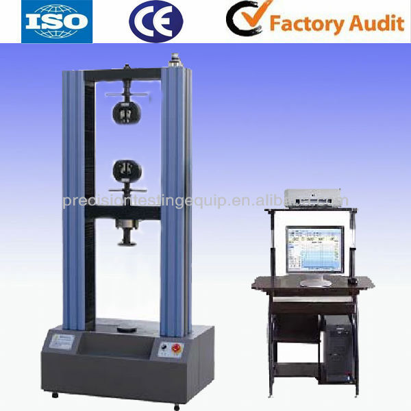 WDW Computer Control Electronic UTM Force Measuring Instruments