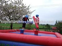 A1-TOP inflatable gladiator duel,Gladiator Ready