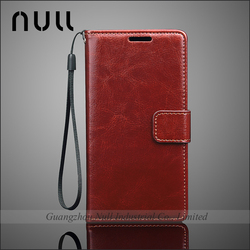 Vintage PU Leather Flip Wallet Case Cover For XperiaZ4/Z5