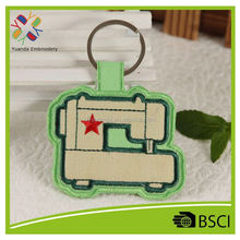 2015 latest design handbag and personalized eagle embroidery patches free sample