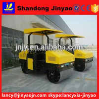 return walk double drums road compactor, road roller with hydraulic pump, best after sale service road roller for sale