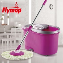Online magic mop spin bucket,360 degree cleaning mop
