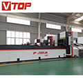 Metal Tube Fiber Laser Cutting Machine For Fire Fighting Pipes