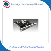 CiscoCatalyst 6500 Series 10/100/1000-MBPS Ethernet Interface Module WS-X6748-GE-TX