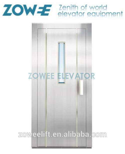 lift manual swing door