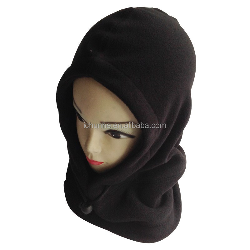 sport winter <strong>100</strong>% polyester balaclava hood army colourful motorcycle polar fleece balaclava wear as scarf & hat