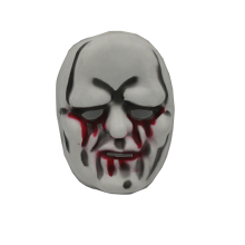 Best quality customized ghost party eva foam halloween mask