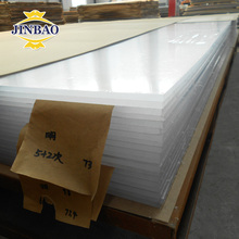unbreakable swimming pool material 100mm pmma sheet