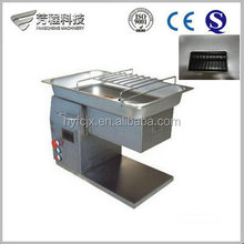FC-XQ300 Energy Saving Automatic Electric Stainless Steel Cooked Meat Cutting Machine