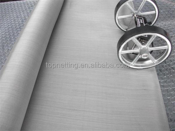 High quality low price stainless steel wire netting for filter