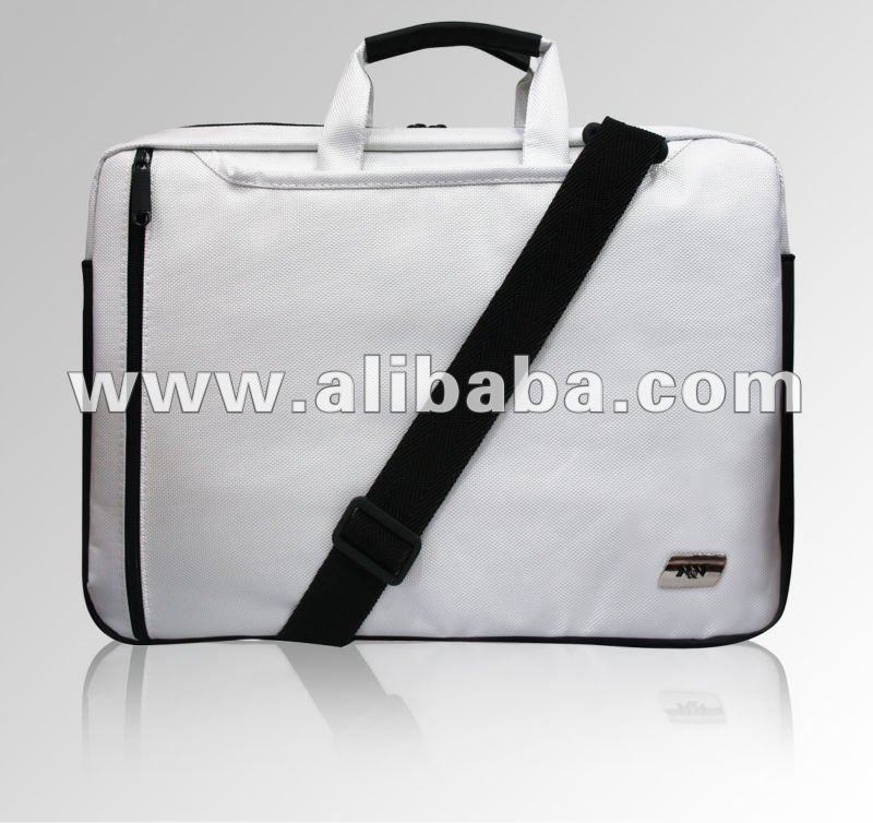 MW NB-1525-B (White) Laptop Bag