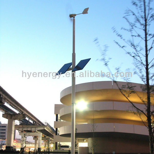 wind solar street light LED alternative generators road lighting 40/60/90W LED