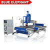 Safety operation ELE1530 Siemens control 6 tools ATC CNC Woodworking machinery Router with Spindle cover