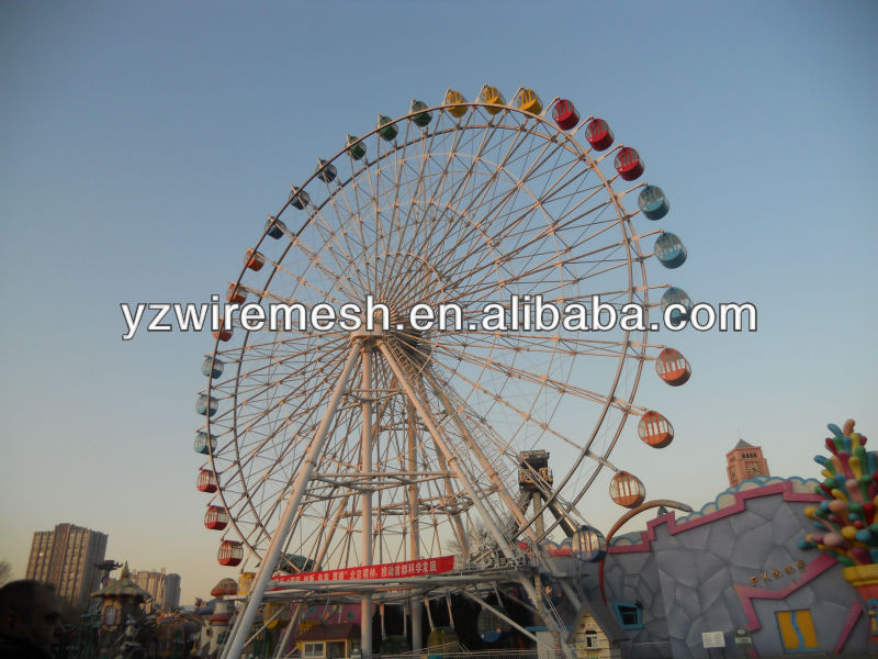 Thrilling! amusement park ride ferris wheel for sale