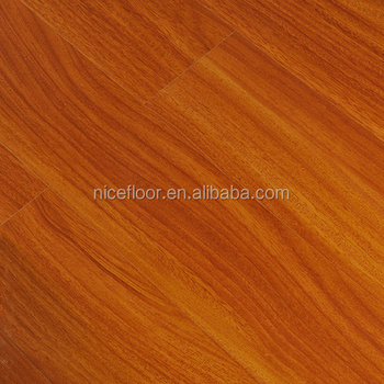 China hot sale nice brand new Athena series hand scraped wood laminate flooring