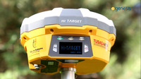 Hi target Global Positioning Systems with High Positioning Accuracy GNSS Receiver for Hydrographic and Mining