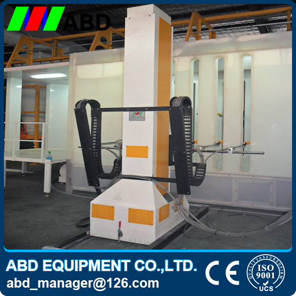 Professional Fatory Price Aluminum Electrostatic Profile Powder Coating Production Equipment with CE