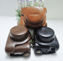 G1X Mark II G1X2 Custom Genuine Leather Camera bag For Canon
