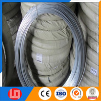 Steel Galvanized Binding Wire Hot Dipped