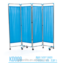 Medical furniture ward folding screen