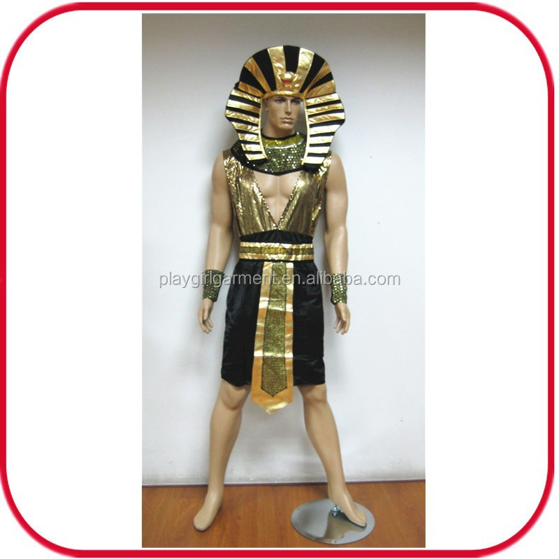 Cheap Egyptian Pharaohs Costume Halloween Costume Pgmc-2452 - Buy ...