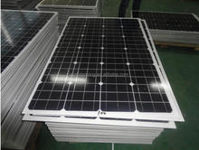 mono solar panel 75W photovoltaic crystalline silicon
