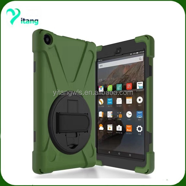 for Amazon Kindle Fire HD 7 protective pad case Tablet kickstand case