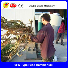High quality corn stalk crusher, grass cutter machine price