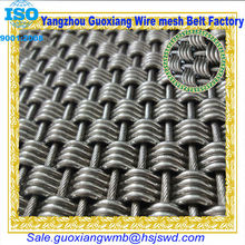 High quality steel chain link wire mesh
