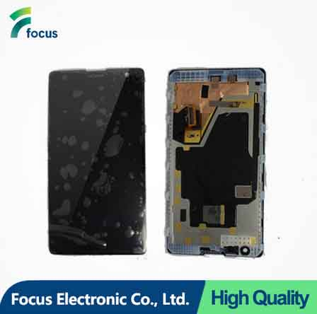 Good replacement lcd for nokia 1020 with frame and digitizer