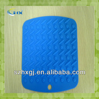 G-2014 Hot Custom Silicone Mats For Coffee Cup/glass/dish