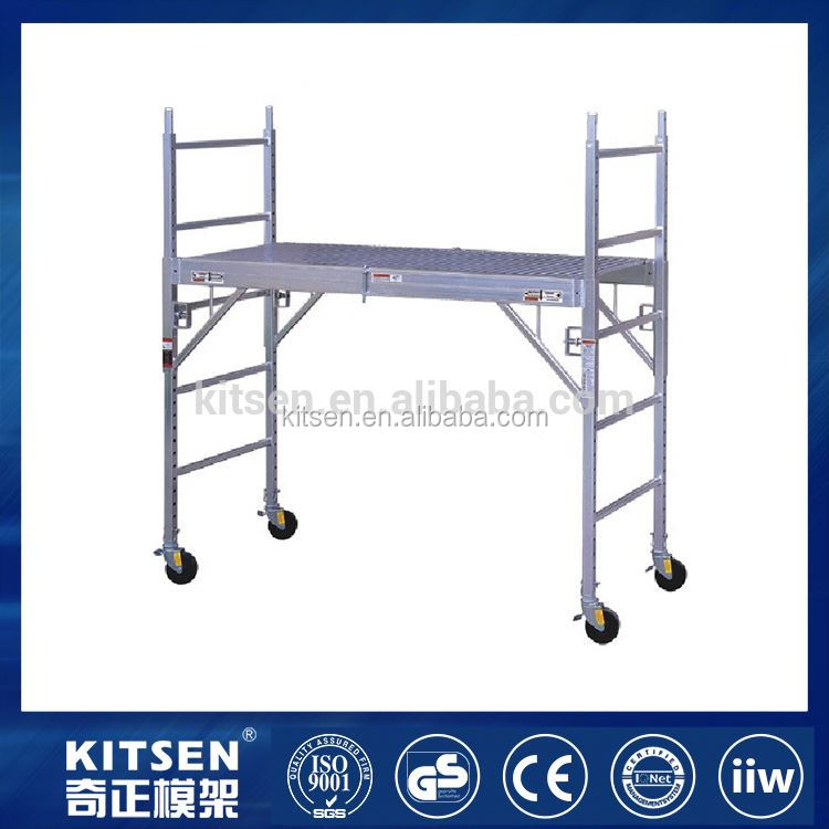 Most popular tested safety construction mobile scaffold