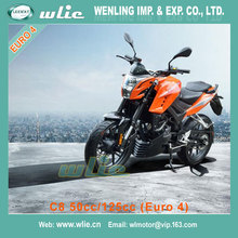 High quality gasoline gas-powered dirt bike Racing Motorcycle with Euro 4 EEC EFI system ( C8 50cc, 125cc )