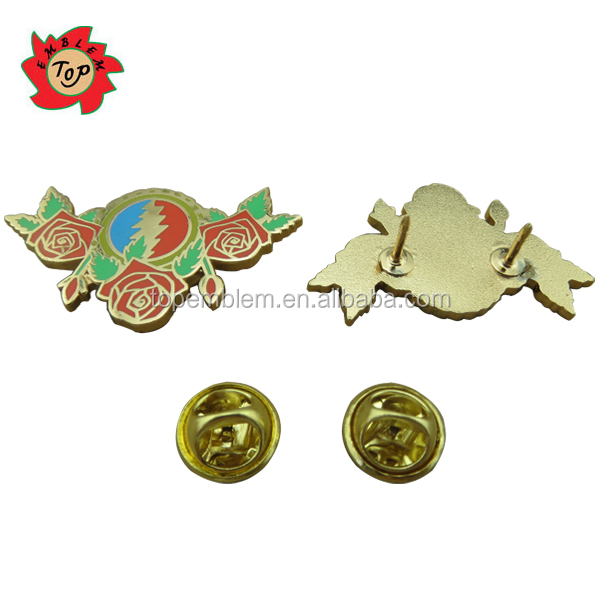 High Quality!! Sale!! 2015 hot sale soft enamel metal custom lapel pins/ Budge for Souvenir Gifts