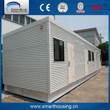 Eco-friendly fashionable cheap one bedroom modular homes