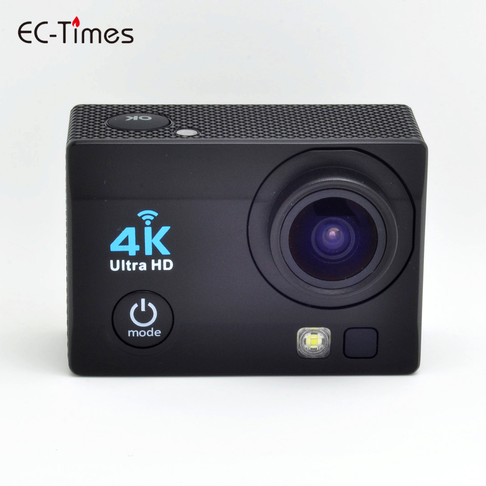 Best Selling Action Camcorder 8Mp Full 4K 30Fps Hd Wifi Cameras Like Go pro 170 6G Lens 900mAh