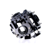 Best Selling Products CNC GoPro 360 Degree Panoramic Spherical Bracket For Mount 6 Go Pro Hero 3 3+ 4 Cameras