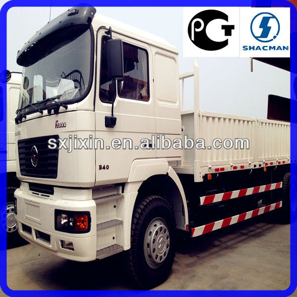 SHACMAN F2000 heavy load lorry transport vehicle