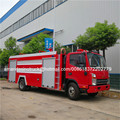 China JAC standard fire truck dimensions fire truck siren fire cannon for sale