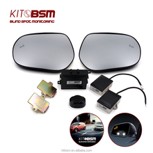 KIT BSM BLIS/ Car driving assist blind spot information <strong>system</strong>/ detection monitoring radar sensor with warning light