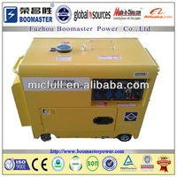 3kw and 5kw silent portable diesel generator