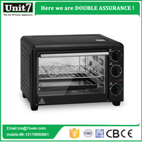 18L Small Home Mini Oven Electric Baking Ovens