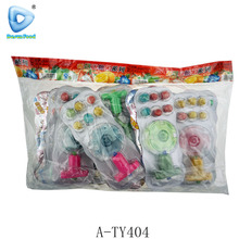 New Peg-Top toy with candy sweets